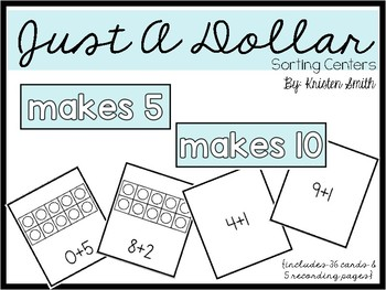 Just A Dollar- make 5/ make 10