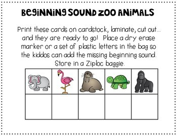 Just Add Books - Take Home Book Bag - Zoo Theme