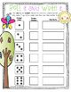 Just Add Dice Easter & Spring Math Games!  Print and Go!
