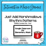 Just Add Marshmallows Bundle: An Interactive Music Game