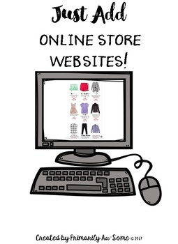 Just Add Online Websites!  A Real-Word Life Skills Task