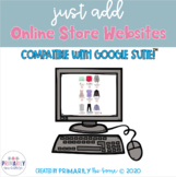 Just Add Online Websites!  A Real-Word Life Skills Task fo