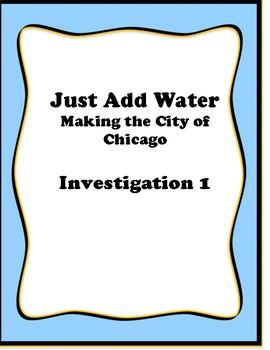 Just Add Water Investigation 1