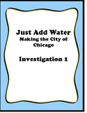 Just Add Water Investigation 1