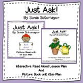 Just Ask!  The Bundle: Interactive Read Aloud and Picture