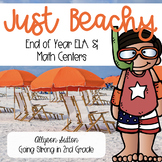 Just Beachy End of Year Review Centers