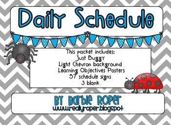 Just Buggy Daily Schedule