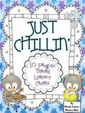 Just Chillin {10 Penguin Themed Literacy Centers}
