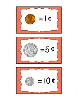 Just Clip It! Counting Coins Using Clip Cards