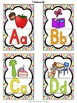 """""""Just Colors"""" Alphabet Posters"""