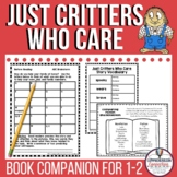Just Critters Who Care Book Companion