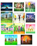 Just Dance Compilation for Kids