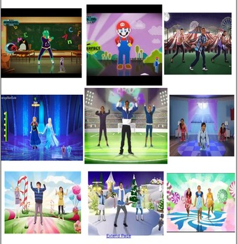 Just Dance Kids Compilation 4