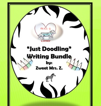 """""""Just Doodling"""" Writing Packet"""