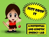 Just Drop It! A Potential and Kinetic Energy Lab.