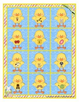 Just Ducky (Beginning Sounds Game)
