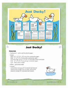 Just Ducky! (Bulletin Boards)