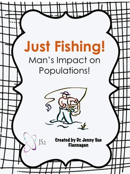 Just Fishing! Lesson on Populations!