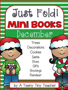 Just Fold! Mini Books {December}