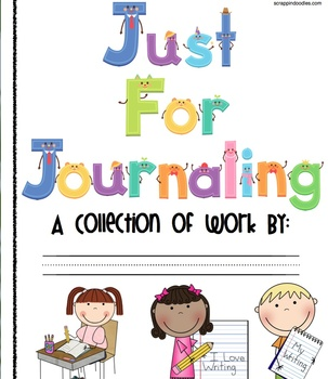 Just For Journaling K-2