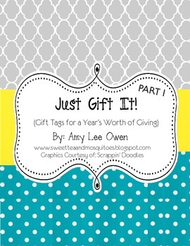 Just Gift It {{Part 1}}