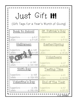 Just Gift It {{Part 2}}
