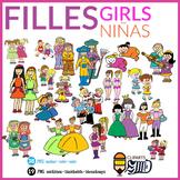Girls - Filles - Niñas