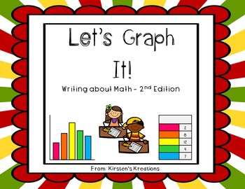 Just Graph It! - a writing about math resource