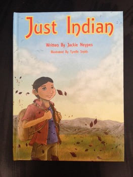 Just Indian: One Signed Hardcover
