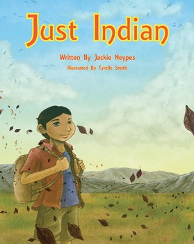Just Indian: One Signed Paperback