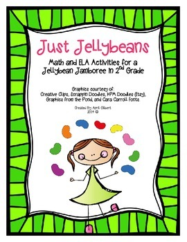 Just Jellybeans: Activities for a 2nd Grade Jellybean Jamboree