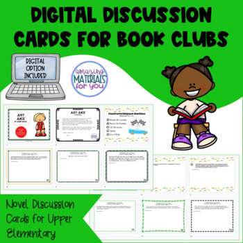 Just Juice (Hesse) Discussion Cards