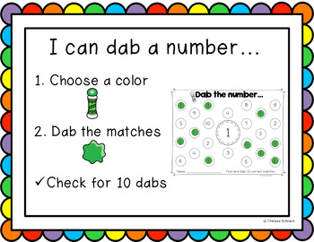 Just Keep Dabbing! {Bingo Dauber Activities for Numbers 11-20}