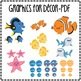 Just Keep Swimming - End of Year Bulletin Board Kit!