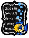Just Keep Swimming- Testing Motivational Posters