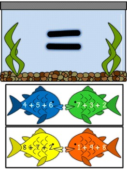Just Keep Swimming through the Common Core: 6 CCSS-Aligned Math Centers