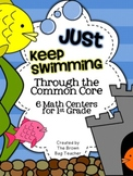 Just Keep Swimming through the Common Core: 6 CCSS-Aligned