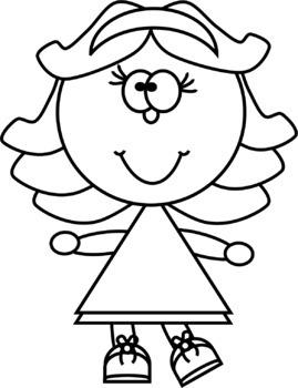 Just Kids Clip Art