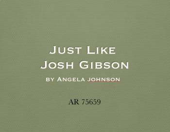 Just Like Josh Gibson Keynote