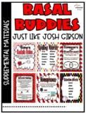 Just Like Josh Gibson -Reading Street (2013) 2nd Grade Uni