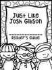 Just Like Josh Gibson (Second Grade Reading Street Lesson 26)