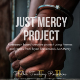 Just Mercy Creative Research Project