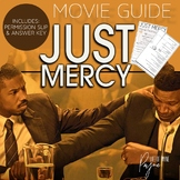 Just Mercy Movie Guide 2020