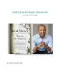Just Mercy by Bryan Stevenson AP Lang FRQ Prompts