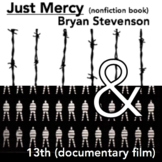 Just Mercy (nonfiction book) & 13th (documentary film) Bundle