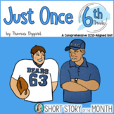 Just Once by Thomas Dygard Short Story Unit Grade 6