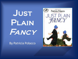 Just Plain Fancy | Collaborative Conversations | Vocabulary | Text Talk