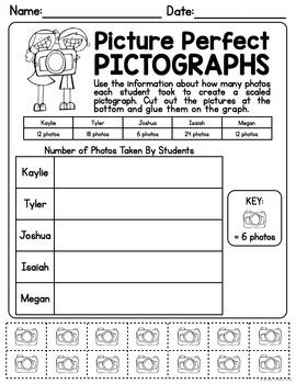 3rd Grade Math NO PREP Printables
