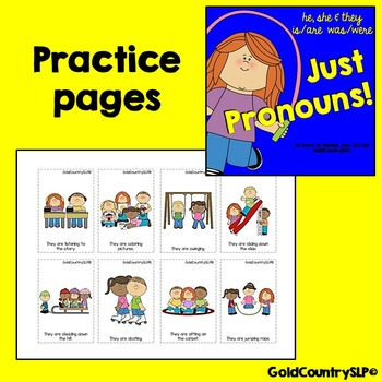 Just Pronouns