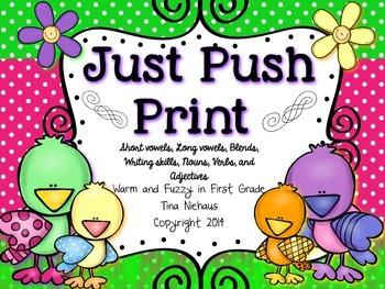 Just Push Print